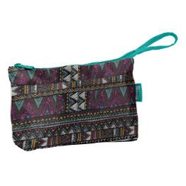 Paso Purple Aztec kozmetikai táska