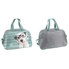 Paso Studio Pets Glasses Dalmatian kis sporttáska