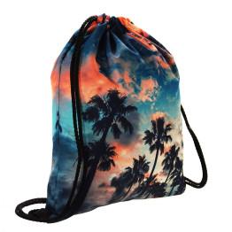 Wilky  Sunset palms tornazsák