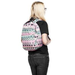 Wilky Aztec Pink hátizsák