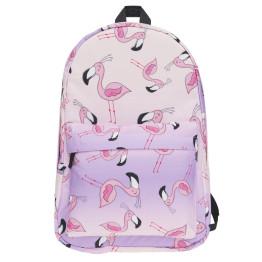 Wilky Flamingos Ombre hátizsák