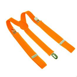 Wilky Neon Orange nadrágtartó