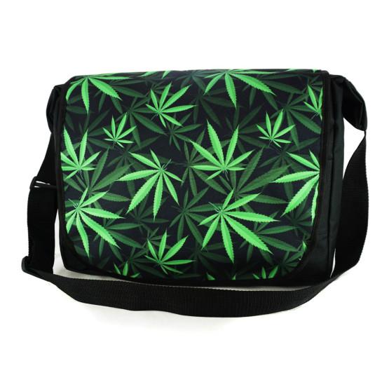 Wilky Marihuana A4 válltáska